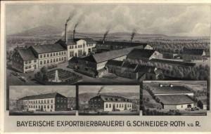 Postkarte Brauerei_alt